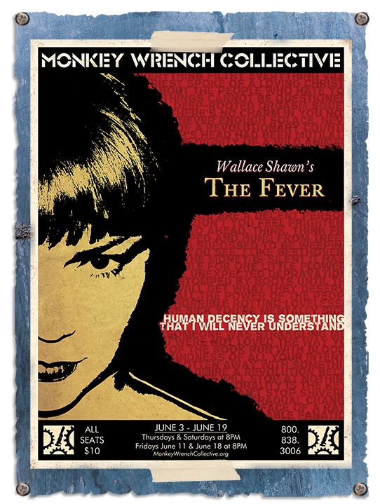 Wallace Shawn's THE FEVER